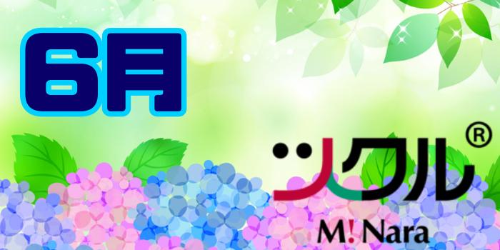 6月☆ツクル ミ・ナーラ活動報告
